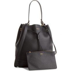 Torebka FURLA - Stacy 966269 B BOW5 K59 Onyx. Czarne torebki worki Furla, ze skóry. W wyprzedaży za 1129,00 zł.