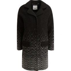 Płaszcze damskie pastelowe: Karen by Simonsen OPTION Płaszcz wełniany /Płaszcz klasyczny graded herrinbone black/grey