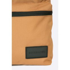 Quiksilver - Plecak Night Track Plus. Brązowe plecaki męskie Quiksilver, w paski, z poliesteru. W wyprzedaży za 89,90 zł.