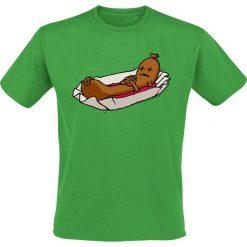 Currywurst T-Shirt zielony. Zielone t-shirty męskie Currywurst, xl. Za 74,90 zł.