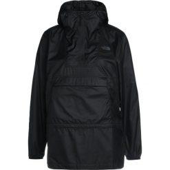 The North Face FANORAK Kurtka Outdoor black. Czarne kurtki damskie The North Face, l, z materiału, outdoorowe. W wyprzedaży za 449,10 zł.