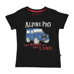 """T-shirty chłopięce: Koszulka """"Anano"""" w kolorze czarnym"""