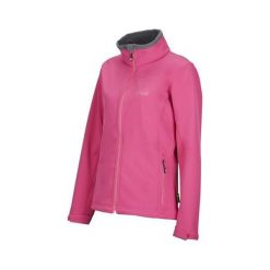 Bomberki damskie: BERG OUTDOOR Kurtka damska Anglem Softshell Jacket różowa r. XL (P-10-HK3221104-651-XL)