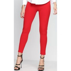 Rurki damskie: Czerwone Spodnie Only Heart