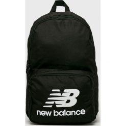 New Balance - Plecak. Czarne plecaki męskie New Balance, z poliesteru. Za 99,90 zł.