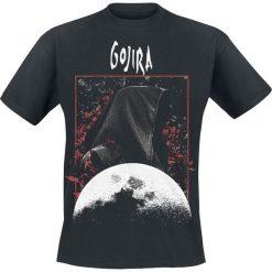 T-shirty męskie z nadrukiem: Gojira Grim Moon T-Shirt czarny