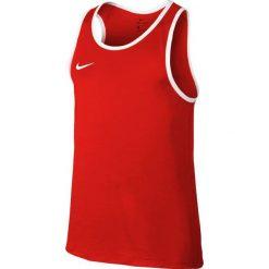 Nike Koszulka męska Dry Tank czerwona r. M (830953-657). Czerwone koszulki sportowe męskie Nike, m. Za 82,19 zł.