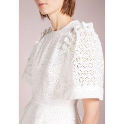 Bluzki asymetryczne: Mother of Pearl OMARI Bluzka white