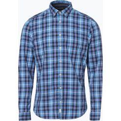 Marc O'Polo - Koszula męska, niebieski. Niebieskie koszule męskie na spinki Marc O'Polo, m, z bawełny, polo. Za 299,95 zł.