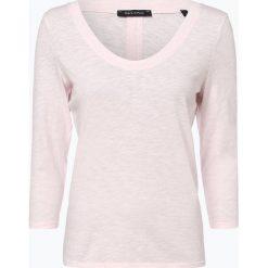 Marc O'Polo - Koszulka damska, różowy. Czerwone t-shirty damskie Marc O'Polo, l, z bawełny, polo. Za 139,95 zł.