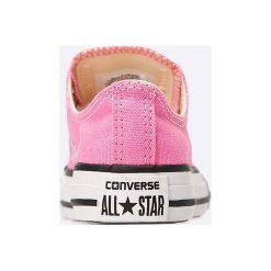 Converse - Tenisówki dziecięce Chuck Taylor All Star. Szare buty sportowe dziewczęce marki Converse, z materiału. W wyprzedaży za 159,90 zł.