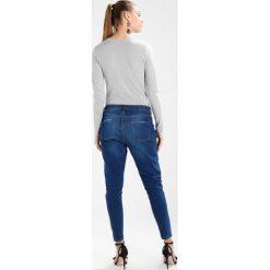 Dorothy Perkins DARCY Jeans Skinny Fit indigo authentic. Niebieskie jeansy damskie relaxed fit marki Dorothy Perkins. Za 129,00 zł.