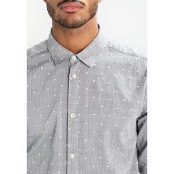 Koszule męskie na spinki: Suit ROME Koszula indigo blue