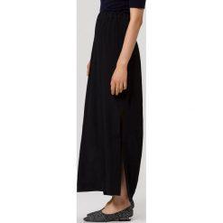 Długie spódnice: IVY & OAK Długa spódnica black