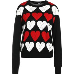 Odzież damska: Love Moschino Sweter black