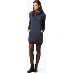 Ragwear - Sukienka damska – Dita, niebieski. Niebieskie sukienki marki Ragwear, l. Za 259,95 zł.