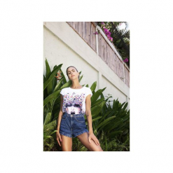 Bluzka My Fair Lady. Białe bluzki asymetryczne Manifesto art clothes, l, eleganckie. Za 129,00 zł.