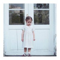 Sukienki dziewczęce: Nadmorska sukienka w pasy