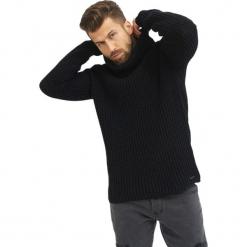 Sweter w kolorze czarnym. Czarne golfy męskie True Prodigy, l. W wyprzedaży za 144,95 zł.