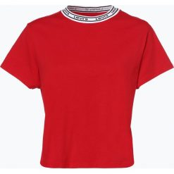 Levi's - T-shirt damski, czerwony. Czerwone t-shirty damskie Levi's®, s, z kontrastowym kołnierzykiem. Za 129,95 zł.