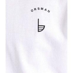 T-shirty męskie z nadrukiem: Orsman YACHT Tshirt z nadrukiem white
