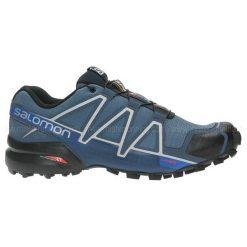Buty trekkingowe męskie: Salomon Buty męskie Speedcross 4 Slateblue/Black r. 42 2/3 (383136)