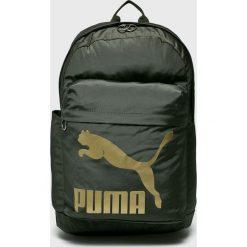 Puma - Plecak. Szare plecaki męskie Puma, z materiału. W wyprzedaży za 119,90 zł.