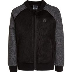 Bejsbolówki męskie: Hummel NOA ZIP JACKET Bluza rozpinana black
