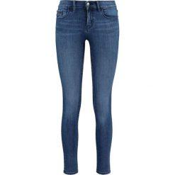 Calvin Klein Jeans Jeans Skinny Fit blue. Niebieskie jeansy damskie relaxed fit Calvin Klein Jeans, z bawełny. W wyprzedaży za 407,20 zł.