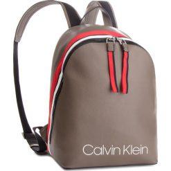 Plecaki damskie: Plecak CALVIN KLEIN - Collegic Backpack K60K604455  002