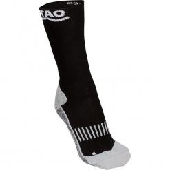 Skarpetki funkcyjne w kolorze czarnym. Czarne skarpetki damskie TAO Sportswear, z materiału. W wyprzedaży za 65,95 zł.