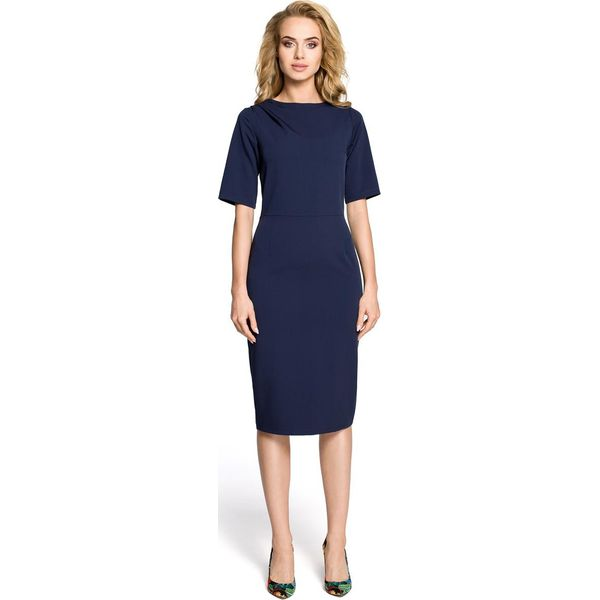 0d741ce8a9 TALLIS Sukienka ołówkowa - granatowa - Niebieskie sukienki damskie ...