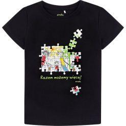 T-shirty chłopięce polo: Endo - T-shirt dziecięcy 98-128 cm