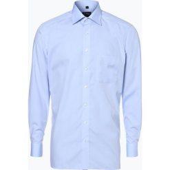 OLYMP Luxor modern Fit - Koszula męska niewymagająca prasowania, niebieski. Białe koszule męskie non-iron marki DRYKORN, m. Za 229,95 zł.