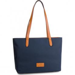 Torebka WITTCHEN - 87-4E-432-7 Granatowy. Niebieskie torebki klasyczne damskie marki Wittchen, z materiału. W wyprzedaży za 359,00 zł.