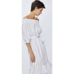 Haily's - Sukienka. Szare sukienki mini Haily's, na co dzień, l, z bawełny, casualowe, rozkloszowane. Za 119,90 zł.