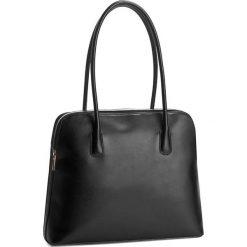 Torebka CREOLE - K10205 Czarny. Czarne torebki klasyczne damskie Creole, ze skóry. W wyprzedaży za 209,00 zł.