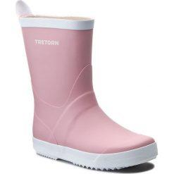 Kalosze TRETORN - Wings 47 2800 Soft Pink 02. Czerwone buty zimowe damskie Tretorn, z kauczuku. Za 269,00 zł.