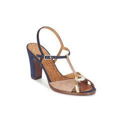 Sandały Chie Mihara  TENERIFE. Niebieskie sandały damskie Chie Mihara. Za 919,20 zł.