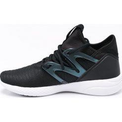 Reebok - Buty. Czarne buty sportowe damskie Reebok, z gumy. W wyprzedaży za 269,90 zł.