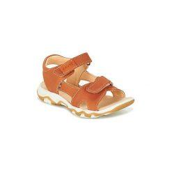 Sandały Dziecko  Kavat  NYBY. Brązowe sandały chłopięce Kavat. Za 237,30 zł.