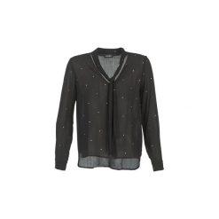 Koszule Kookaï  CHIMELLE. Czarne koszule nocne i halki Kookai. Za 247,20 zł.