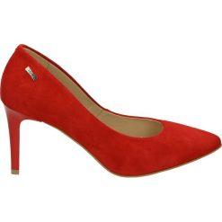 Buty ślubne damskie: Czółenka - 9200 CAM ROSS