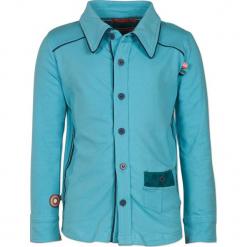 """Koszula """"Addicted To Love"""" w kolorze błękitnym. Niebieskie koszule chłopięce marki 4FunkyFlavours Kids, z klasycznym kołnierzykiem. W wyprzedaży za 102,95 zł."""