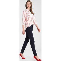 Bluzki asymetryczne: Vero Moda Tall VMERIKA DOUBLE STRIPE 3/4 Bluzka snow white