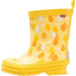 Kalosze damskie: Viking DRAPE UIUK Kalosze yellow