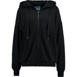 Bluzy rozpinane damskie: TWINTIP Bluza z kapturem black