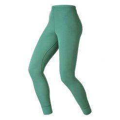 Odlo Spodnie tech. Odlo Pants long WARM - 152041 - 152041M. Brązowe spodnie sportowe damskie marki Odlo, m. Za 133,74 zł.
