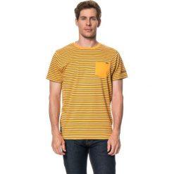 """T-shirty męskie: Koszulka """"Twain"""" w kolorze żółtym"""