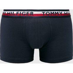 Tommy Hilfiger - Bokserki (2-pack). Czarne bokserki męskie TOMMY HILFIGER, z bawełny. Za 169,90 zł.